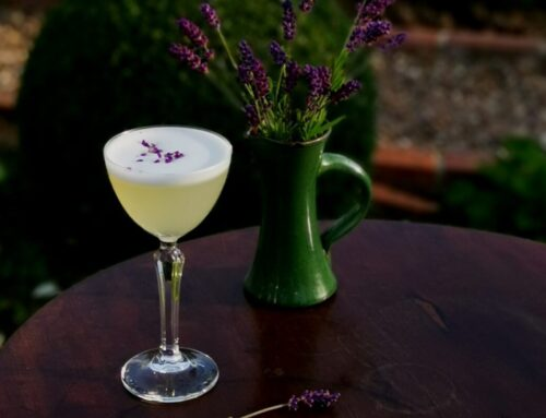 Lavender Sour – Alcohol Free Cocktail