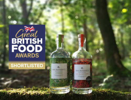 We are shortlisted for the Great British Food Awards!!