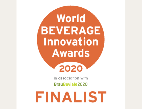Bax Botanics- Verbena is a finalist in the World Beverage Innovation awards. Best Adult/Premium Drink category.