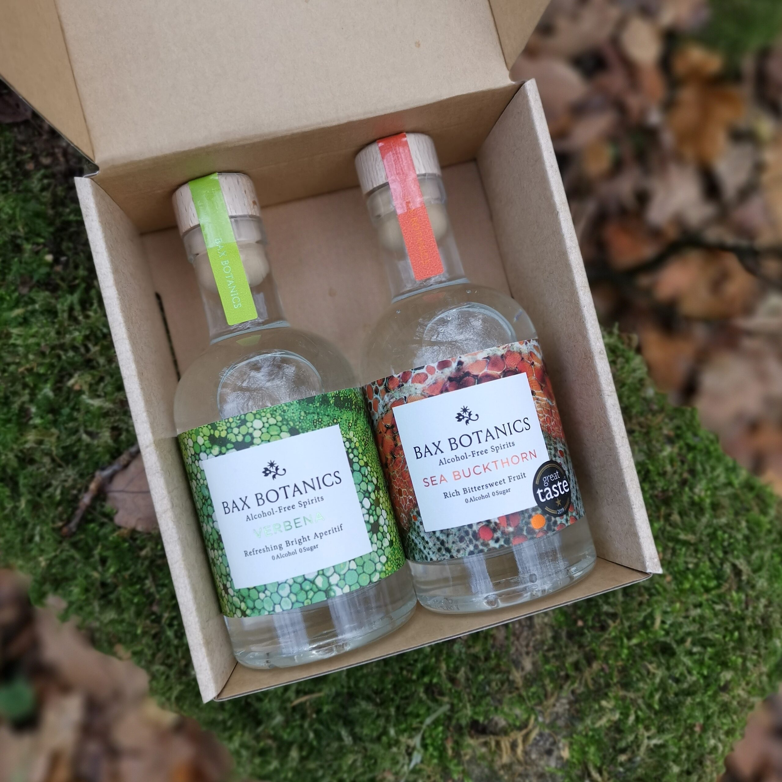 alcohol free gift pack