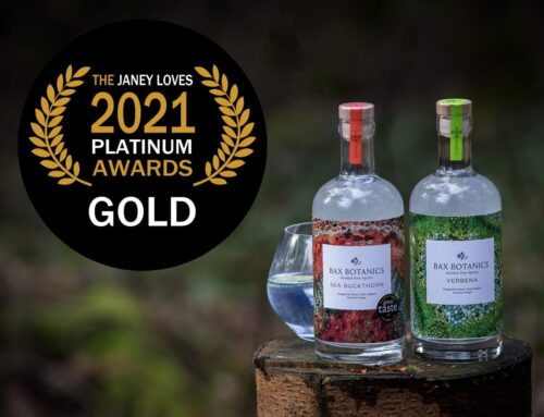 We won gold at The Janey Loves 2021 Platinum Awards!